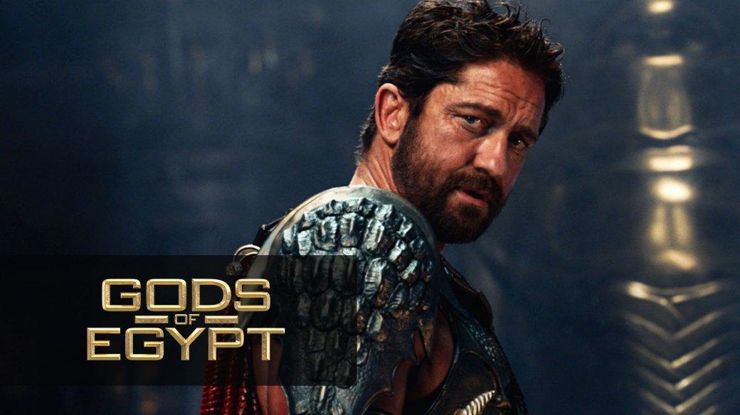 Фільм Боги Єгипту у 3D