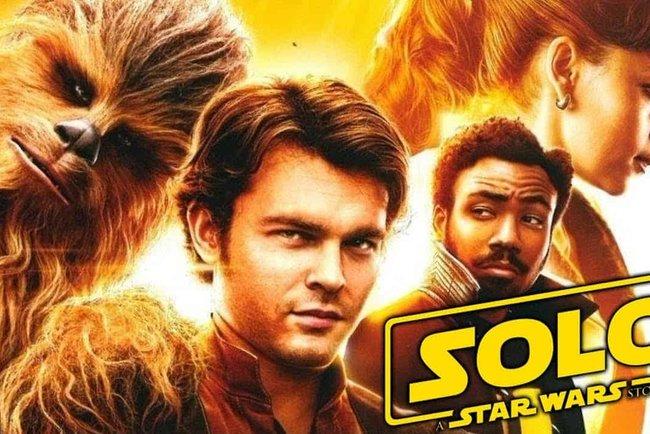 3D  Соло: Зоряні війни
