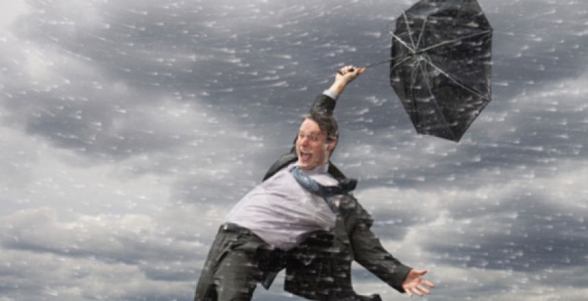 Наслідки сильного вітру