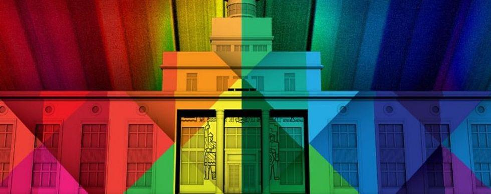 Міжнародний проект з художнього освітлення будівель соціального спрямування