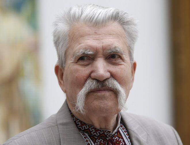 Помер український дисидент Левко Лук'яненко