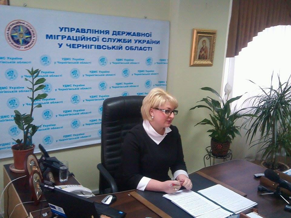 На Чернігівщині готові видавати ID-паспорти