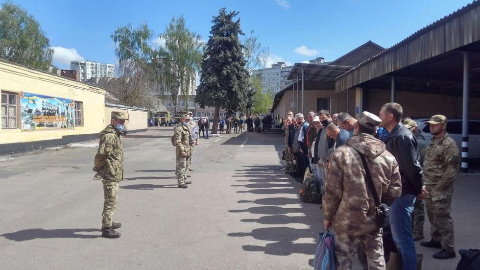На Чернігівщині стартували навчання тероборони: організаційне ядро розгортає бригаду