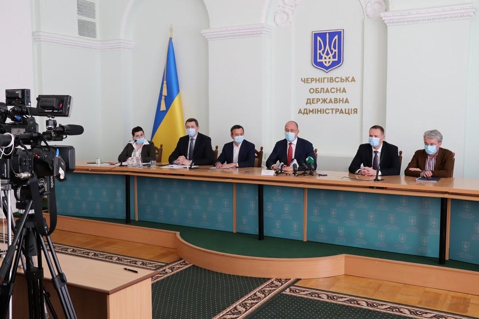 Денис Шмигаль підбив підсумки робочої поїздки на Чернігівщину