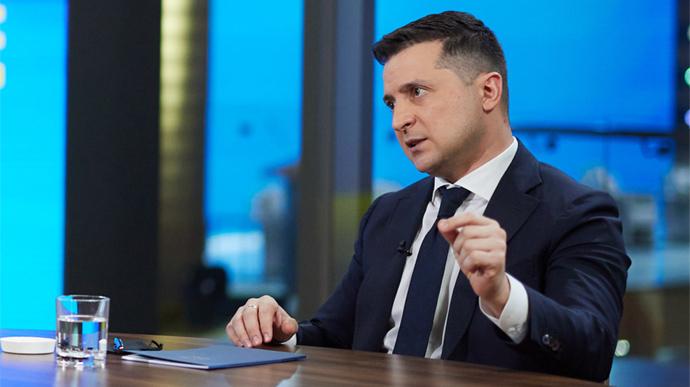 Зеленський вимагає від Німеччини поставок зброї та військової техніки