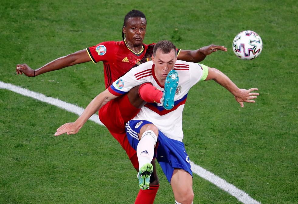 Росія розгромно програла на своєму полі Бельгії з рахунком 3:0