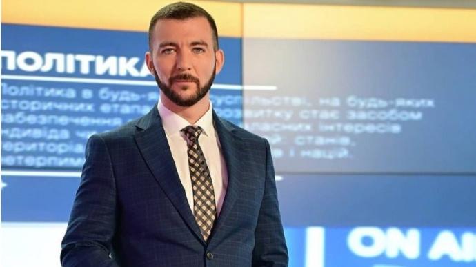 Зеленський взяв собі речника з телеканалу Ахметова