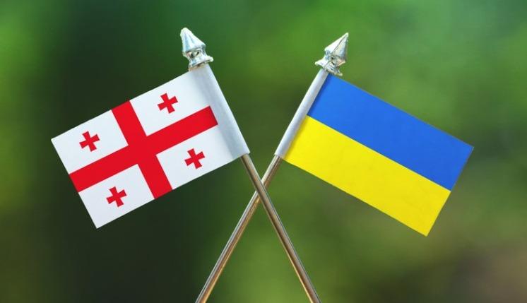 Україну та Грузію об'єднують схожі виклики та спільне європейське і євроатлантичне майбутнє