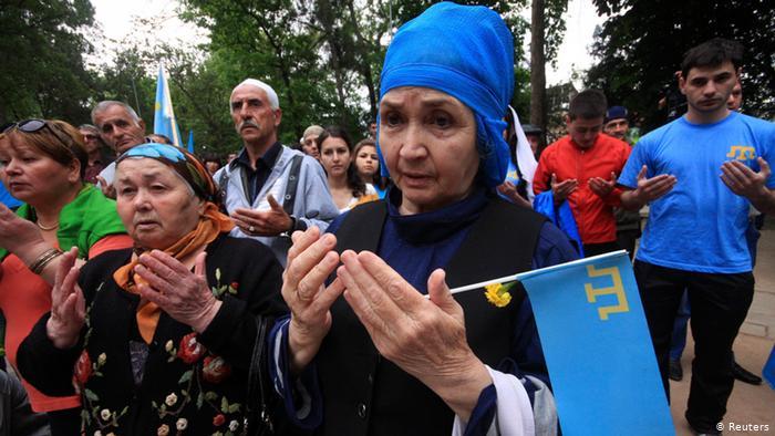 ПАРЄ визнала переслідування кримських татар Росією