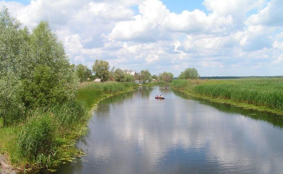 У Прилуках врятували чоловіка, який тонув у річці Удай
