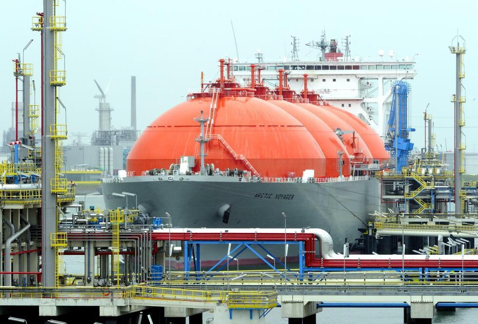 Україна домовились з Туреччиною про поставки скрапленого газу