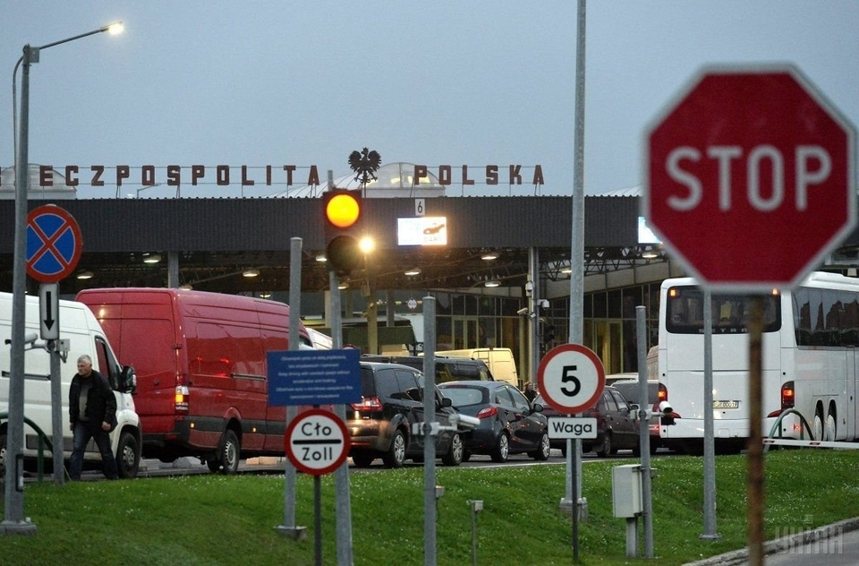 Польща оновила правила перетину кордону