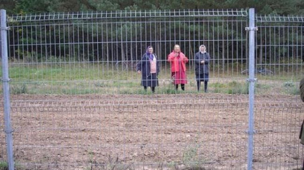Литва починає будувати паркан на кордоні з Білоруссю