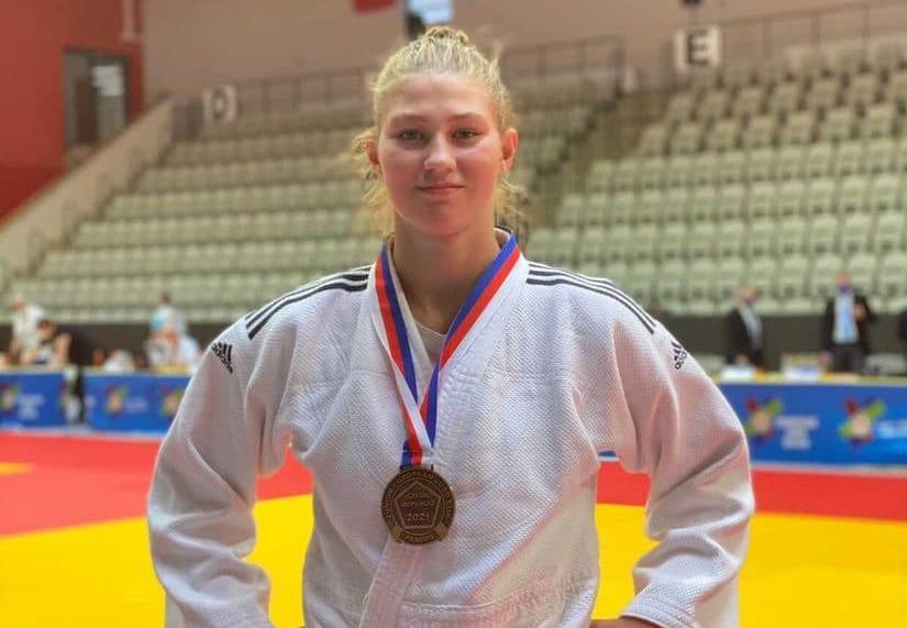 Ніжинка Наталія Чистякова — чемпіонка Кубку Європи з дзюдо