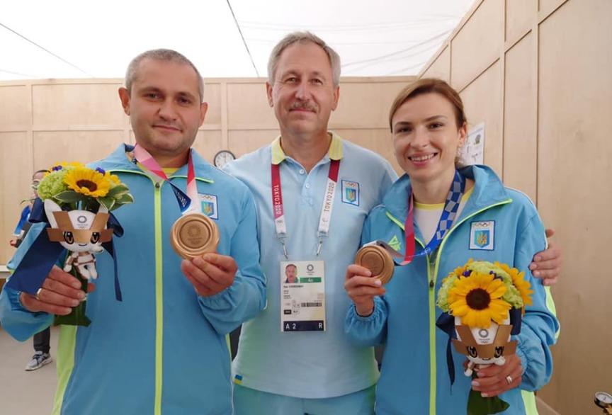 Чернігівка Олена Костевич — бронзова призерка ХХХІІ Олімпійських ігор