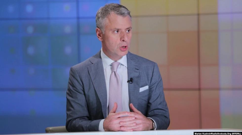 Україна не розглядає варіант закупівлі газу на росії