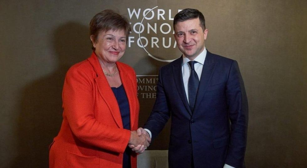 Україна отримає від МВФ майже 3 млрд доларів в подарунок до Дня Незалежності