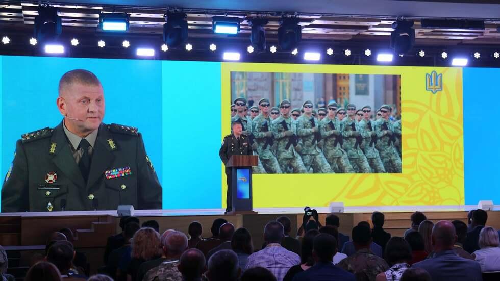 Українська армія готується до звільнення окупованих територій